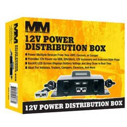Mean Mother 12V Power Distribution Box