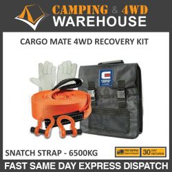 CARGO MATE 4WD RECOVERY KIT 6500KG