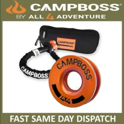 CampBoss Boss Ring And Soft Shackle