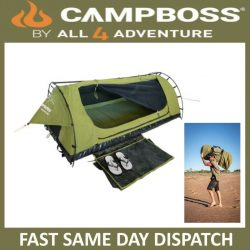 CampBoss Signature Double Swag by All 4 Adventure
