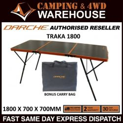 Darche Traka Table 1800 Lightweight Foldable Table