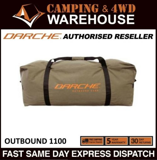 Darche Outbound 1100 Swag Bag Double