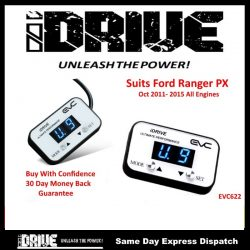 iDrive Performance Chip Ford Ranger PX