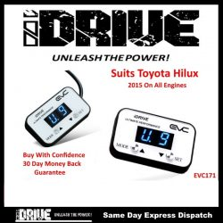 iDrive Performance Chip Toyota Hilux 2015- On