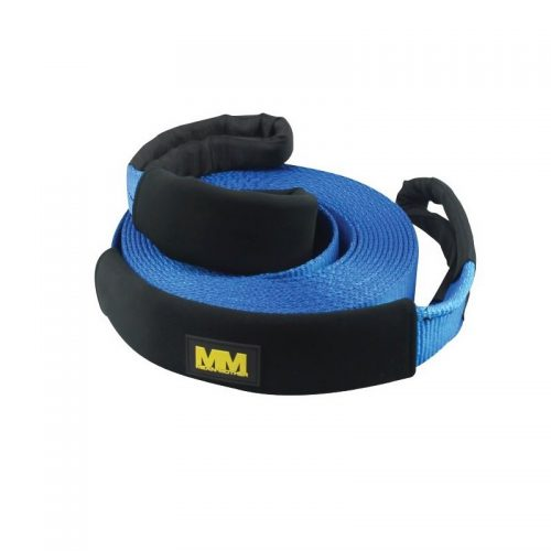 Mean Mother Winch Extension Strap 8000kg 20m