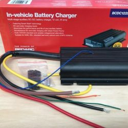 REDARC Battery Charger 12V 25A 3 Stage Auto BD DC BCDC
