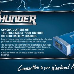 Thunder 20A DC/DC Charger